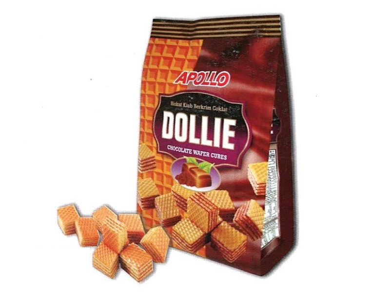 Dollie Wafer Cube