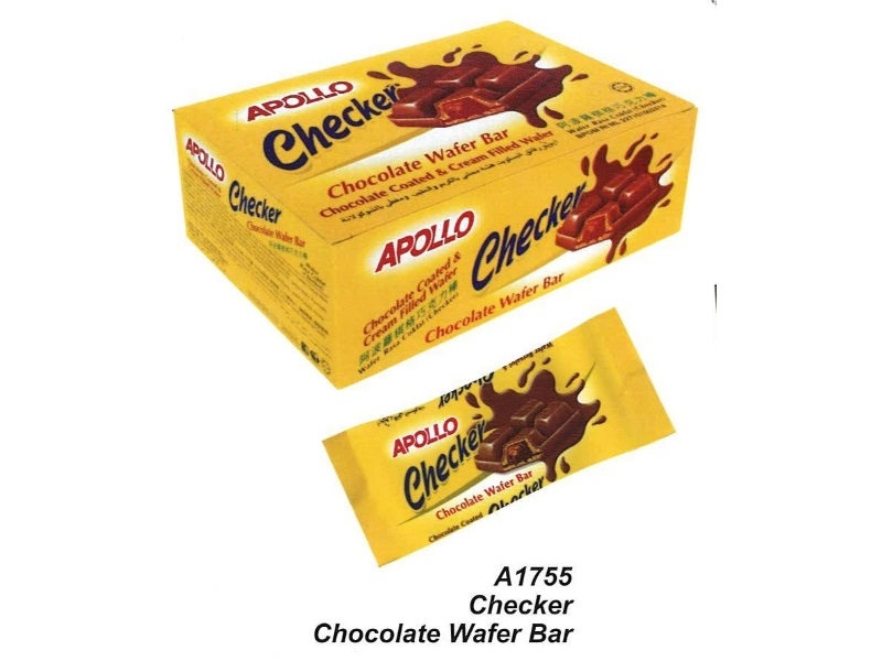 Checker Wafer Bar