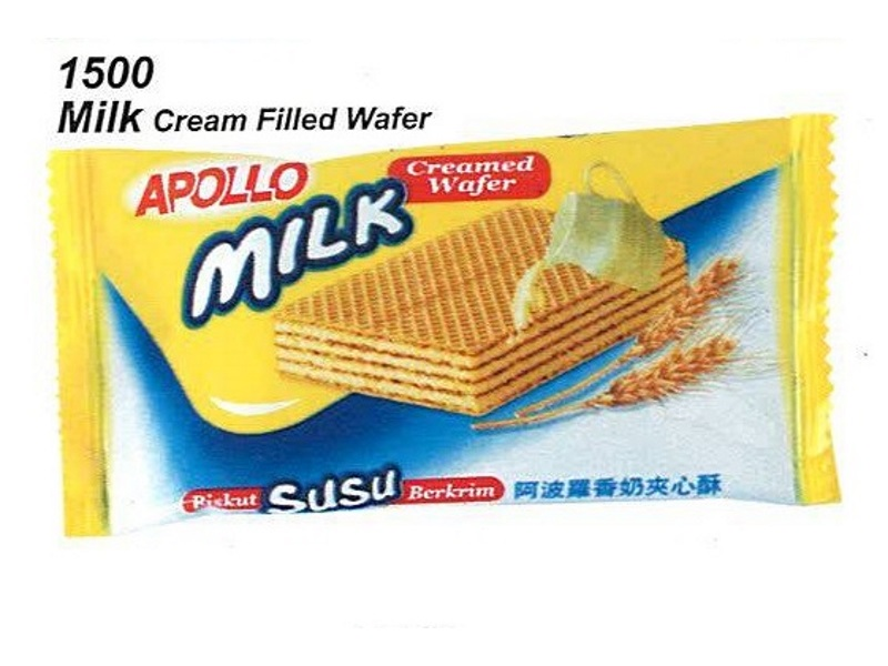 Cream Wafer