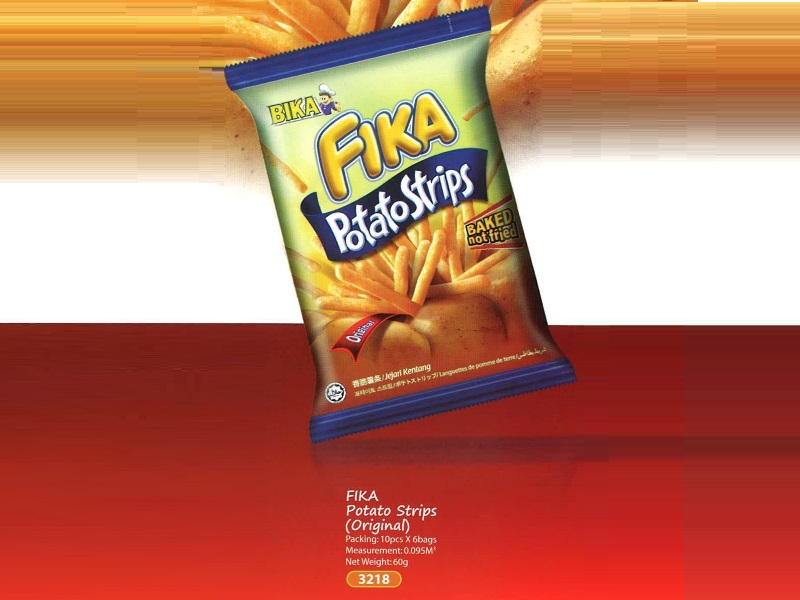 FIKA Potato Strips