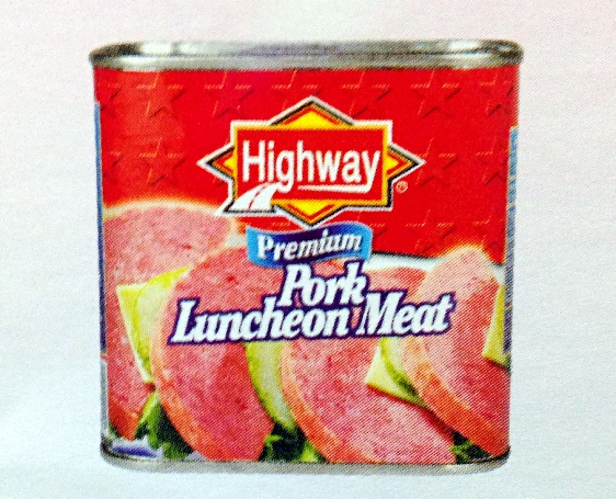 340g Luncheon Meat