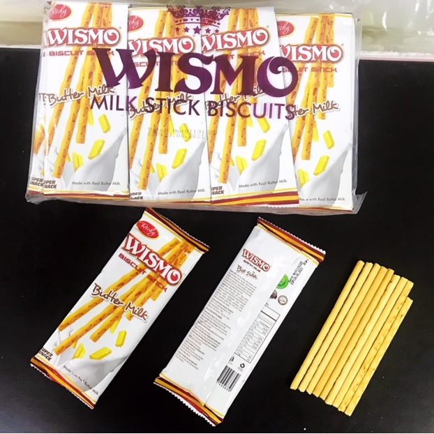 WISMO BISCUIT STICK - BUTTER MILK
