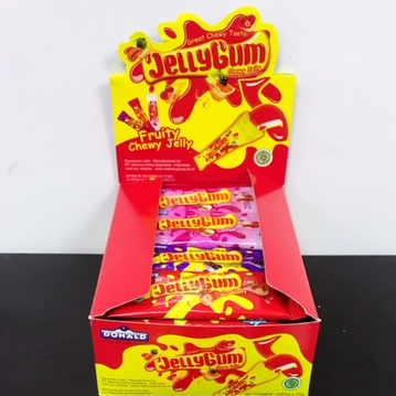 FRUITY CHEWING JELLY GUM