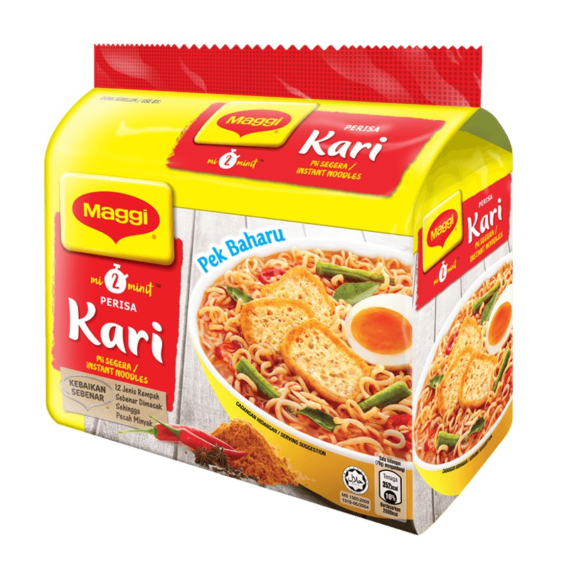 Maggi Noodle Curry