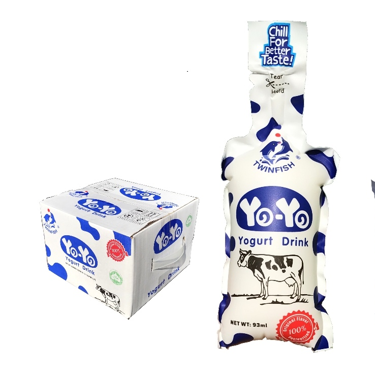 YO-YO YOGURT DRINK